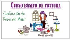 Curso de Costura Confeccion patrones gratis moda y alta costura Sewing Projects, Projects To Try, Petunias, Dressmaking, Tatting, Needlework, Diy And Crafts, Family Guy, African