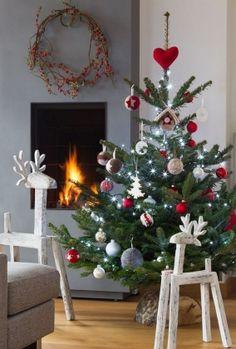 Sapin de Noël traditionnel - Botanic.com