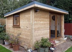 Sheds that are popular these days — Modern Sheds | Toronto Garden Sheds #garden_shed_office
