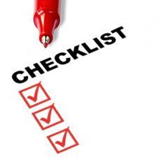 The Pre-Pre-IPO Checklist