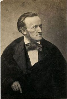 Composer of The Ring Cycle, Richard Wagner.