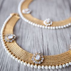 NEW ARRIVAL !! Sneak Peek !! Aavarnas' Bridal Anklet Collection and much more. Stay tuned for updates.  Visit us at www.aavarna.com Like us on FB: Aavarna  #bridesmaid #indianwedding #wedding #jewelry #bollywood #indianfashion #shaadi #indianbride #hindubride #earrings #forsale #bollywoodfashion #indianfashion #jhumka #fashion #designinspiration #bangles #asianbride #onestopweddingshop #bridalwear #kundan #baju #traditional #stunning #instafashion #fashiontrend #aavarna #southindianfashion…