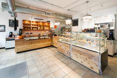 Conception et construction de la nouvelle boulangerie Le P'tit Atelier (Jarry E)