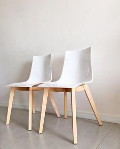 Cadeiras Zebra; cadeira Z