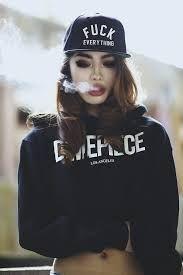 tumblr quotes swag girls smoking , Google Search Hip Hop Fashion, Urban  Fashion, Girl