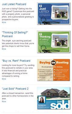 breakthrough broker #realestate #realtor #postcards http://www.flyerco.com/blog/real-estate-post-cards/