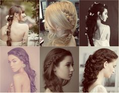 Newest braid hairstyles For Your Wedding Day