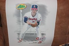 Lot of 20 Twenty Nolan Ryan eTopps Canvas Print 383 K Strike Out Event 16x20 | eBay