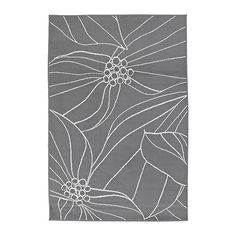 gislev-rug-low-pile gray 6 by 5 1999 ikea