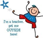 I'm a teacher, get me OUTSIDE here!  The emergency exit to outdoor learning...