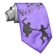Can You Dance Neckties
