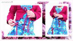 E-Book Aurelinchen 2in1 Kleid! - allerlieblichst!