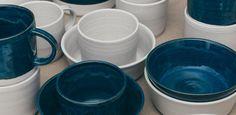 Handgjord keramik, brukföremål och inredning, växter, trädgårdstillbehör och kurser