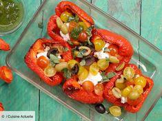 Un plat estival qui se suffit à lui-même ou qui accompagnera à merveille vos grillades d'été !
