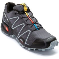 Salomon Speedcross 3 Trail-Running Shoes - Men's