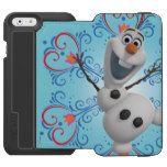 Olaf with Heart Frame Incipio Watson™ iPhone 6 Wallet Case                                       Olaf with Heart Frame Incipio Watson™ iPhone 6 Wallet Case     $58.95   by  disney             http://www.zazzle.com/olaf_with_heart_frame_zazzleincipiowatson-256097902602133230?rf=238576979084032140  #Disney #Olaf #Frozen #Elsafriend #snowman