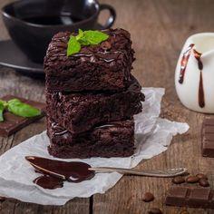 Čokoládové brownie s ořechy