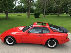 Super Clean, 1986 Porsche 944 Turbo, Fuchs, Sport Seats - stored for past 16 years! Porsche 944, Porsche Carrera, Sport Seats, Water Coolers, Timing Belt, Turbo S, Super Clean, Manual Transmission, Car Detailing