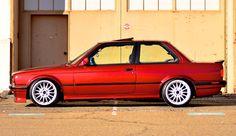 An '80s Icon: The BMW E30