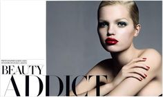 Beauty Addict for Dior Magazine (Dior)