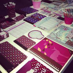 Papelaria com design exclusivo. www.joypaper.com.br