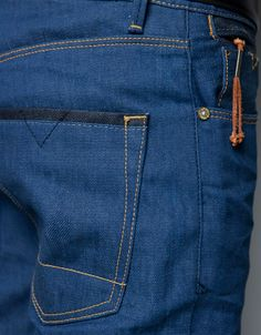 JEANS VIVO CREMALLERA - Jeans - Hombre - ZARA