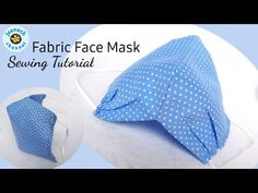 Sewing Hacks, Sewing Tutorials, Sewing Crafts, Sewing Projects, Sewing Patterns, Easy Face Masks, Diy Face Mask, Sewing To Sell, Diy Mask