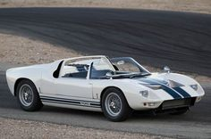 Exceptionally rare '65 Ford GT40 Roadster prototype up for auction - Autoblog In my opinion, this car got the ugly award....