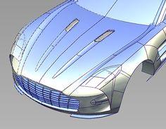 "Check out new work on my @Behance portfolio: ""Aston Martin One-77"" http://be.net/gallery/32512255/Aston-Martin-One-77"