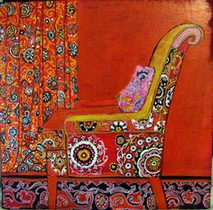 Artwork-SUZANI-CHAIR-W