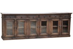 Otb Lazarus 6-Door Sideboard - Living Spaces