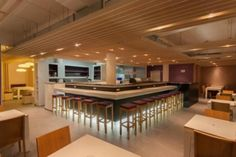 main room area japanese style restaurant interior