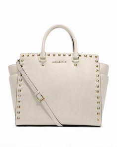 Michael Kors Große Selma Besetzt Saffiano Tote Schwarz online kaufen #fashionhandbags#jewellery|#jewellerydesign}