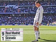 #RealMadrid-#Granada