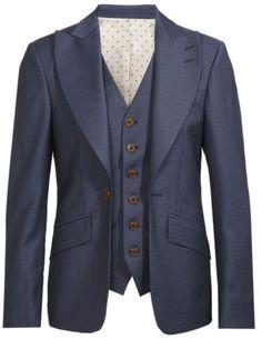 Tailored Waistcoat Blazer