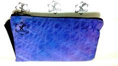 Pouch dompet cantik kekinian dg material katun mori dg dalaman spons dan spunbun size 17x19 IDR 15k - 20k