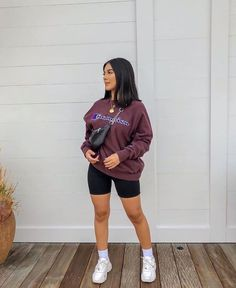 26 fabulous day for teen with some spring outfit 23 - Best Women's and Men's Streetwear Fashion Ideas, Combines, Tips Cute Comfy Outfits, Chill Outfits, Swag Outfits, Dope Outfits, Retro Outfits, Short Outfits, Stylish Outfits, Dope Spring Outfits, Baddie Outfits Casual