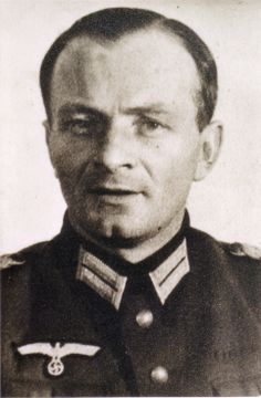 Georg Hansen was hung for his part in the failed 20 July 1944 conspiracy against Hitler