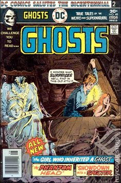 Ghosts #48