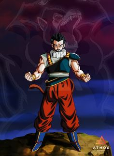 Dragon Ball Z: Super Saiyan Mystic (Comision) Dungeons And Dragons Characters, Anime Characters, Faith Of Our Fathers, Goku And Gohan, Dragon Ball Z, Anime Art, Character Design, Animation, Cartoon