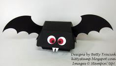 Kitty Stamp: Hamburger Box Critters - Set Three
