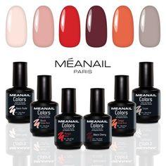 Vernis a ongles coffret pastel Peach Colors, Orange Color, Lampe Uv Led, Teal Nails, Vernis Semi Permanent, Blush, Taupe Color, Turquoise Color, Mauve