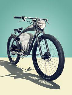 A Seductively Retro E-Bike, Yours for $5,000