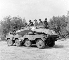 Captured German Puma