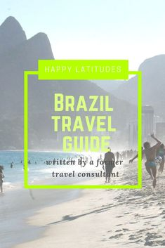 Brazil is a country of sunny beaches, rain forests, and wetlands. The people are friendly, beautiful, and know how to enjoy themselves. Start planning your trip to Brazil now with my helpful travel guide, curated by a former travel consultant.