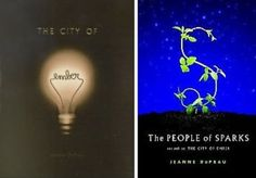 Looking for your next dystopian read? Check out the City of Ember duology by Jeanne Duprau.