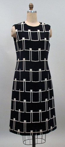 1970s BH Wragge dress  - Courtesy of pastperfectvintage.com