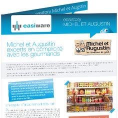 Michel et Augustin | easiware  http://www.easi-crm.com/michel-et-augustin/