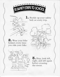 Bicycle Safety Worksheets Google Search Bicycle Safety