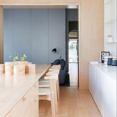Alfred Street Residence by Studiofour  #homeadore  #kitchen #interior #interiors #interiordesign #interiordesigns #residence #villa #home #casa #property #villa #maison #prahan #australia #studiofour